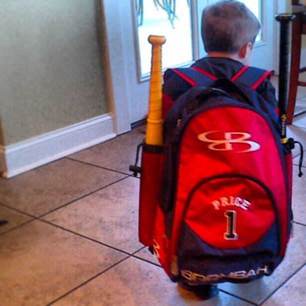 Custom Bat Bags for the Smallest of Fans