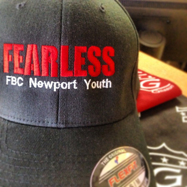 FBC Newport Fearless Caps