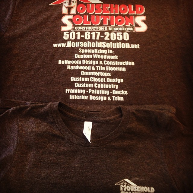 Household Solutions Super Soft Tees