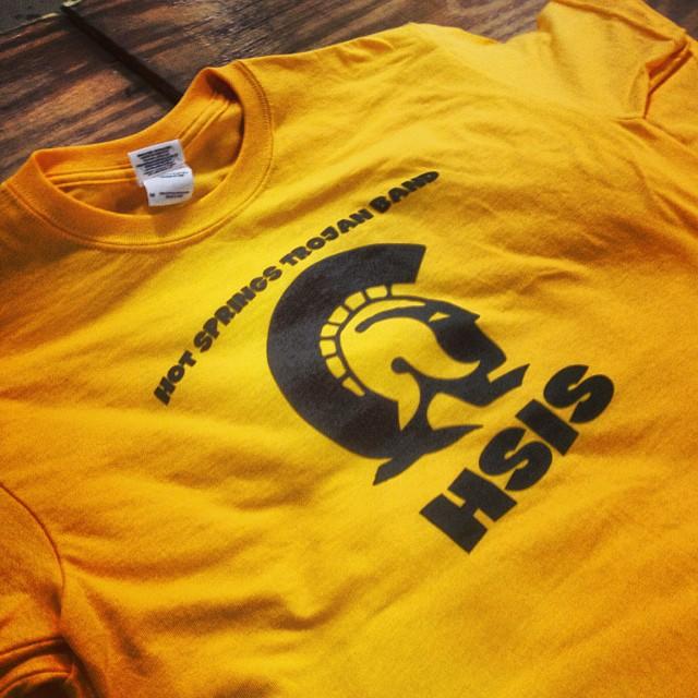 HSIS Band Tees