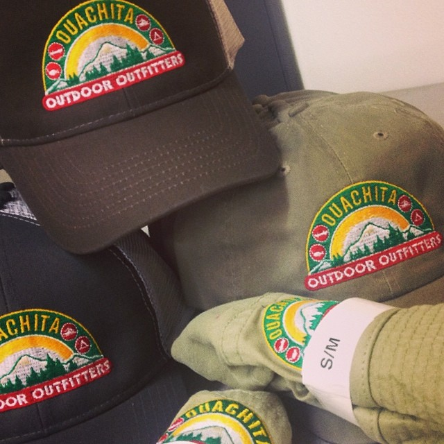 Ouachita Outdoor Outfitters Caps